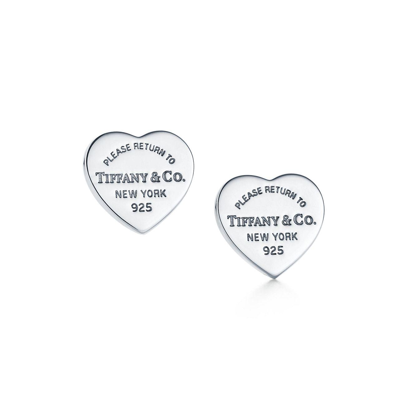 Sterling Silver tiny heart earrings Dangle Heart Earring Drop Heart Earrings Small Heart Earrings Silver Loop Earrings Silver Hook Earrings