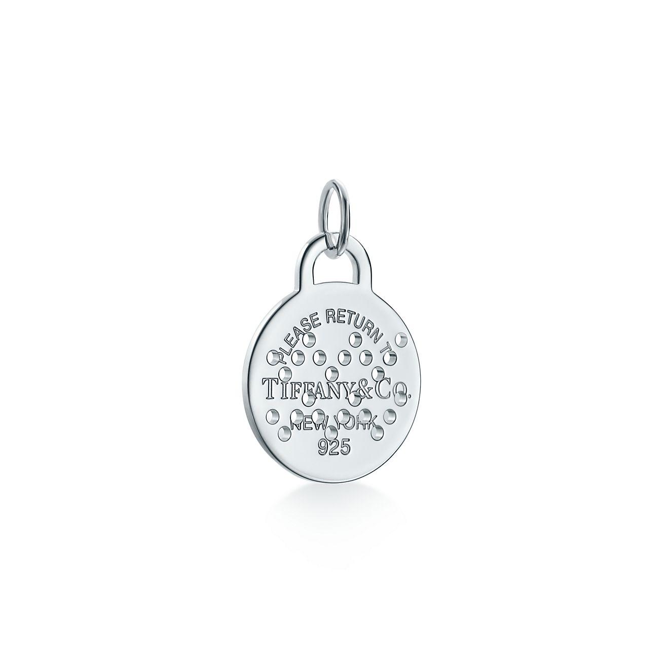 Aquarius zodiac charm in sterling silver - Size Aquarius Tiffany & Co. AbEuaWe