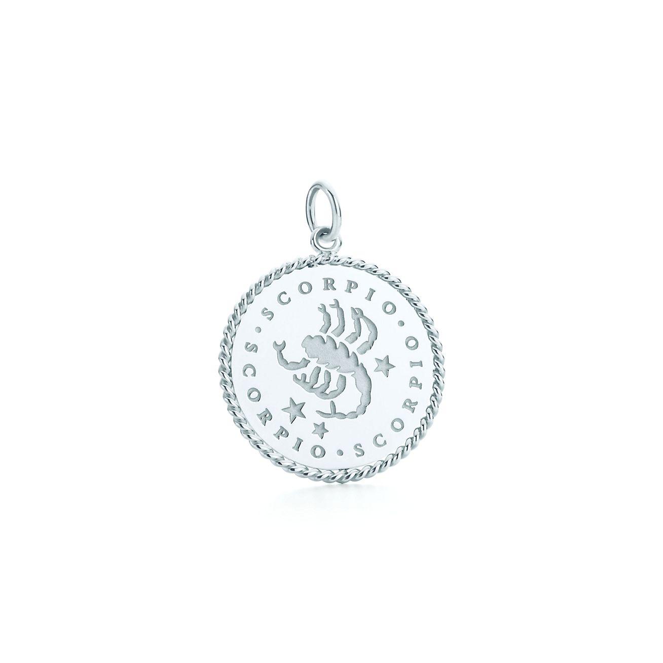 Scorpio Charme Zodiac En Argent - Taille Scorpio Tiffany & Co. Jq52sZcDc