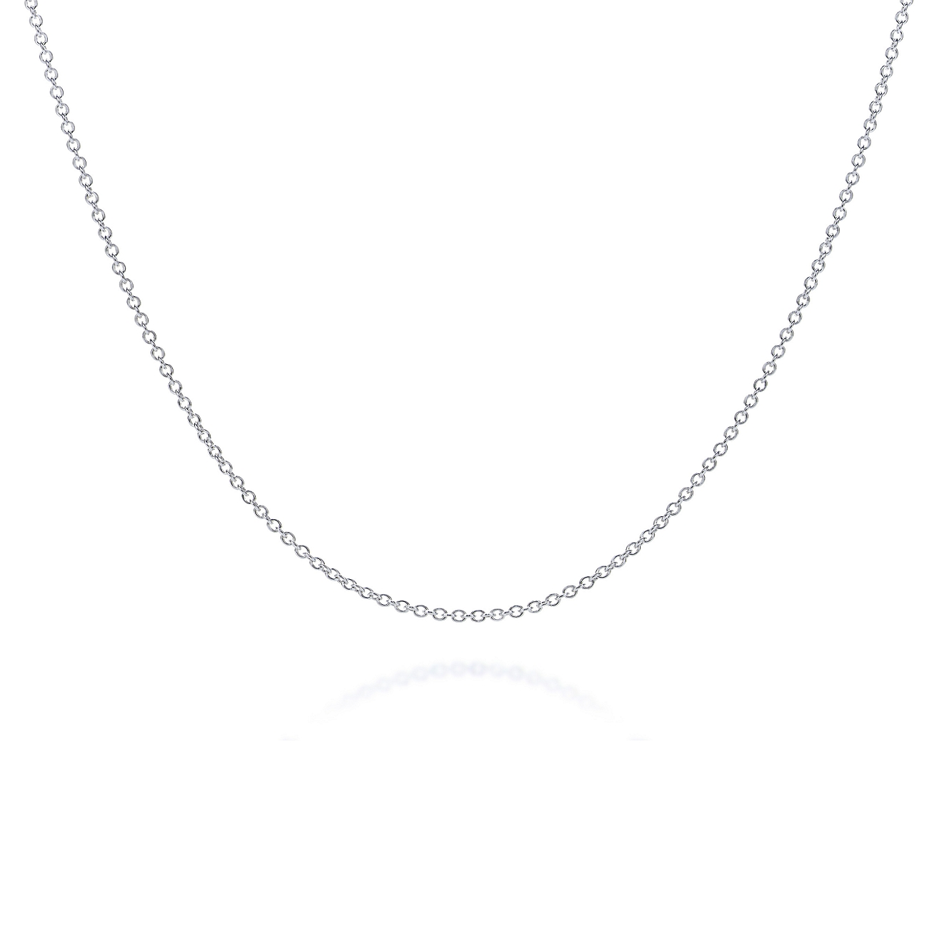 necklaces link iobi silver products or in oval chain feshionn belcher sterling necklace fine inches