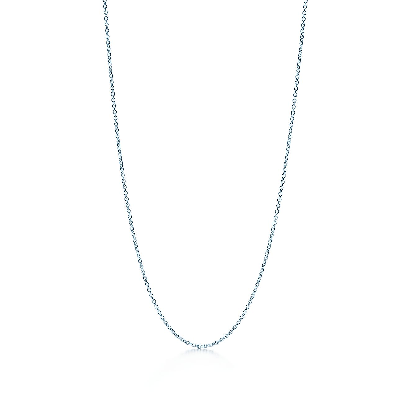 59b91ec1c64 New Item Male Diver Platinum Plated Solid Sterling Silver Pike. Sterling Silver  Chain. 18 Sterling Silver Chain Necklace Tiffany Co