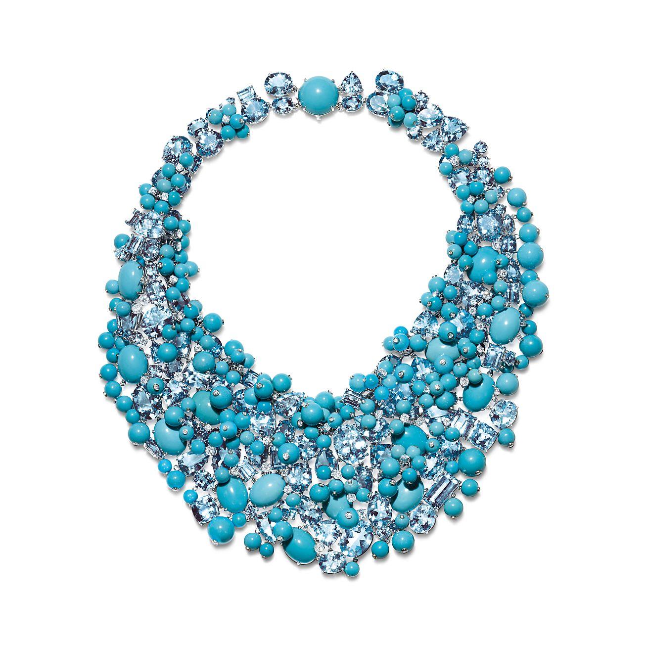 Tiffany Turquoise Necklace