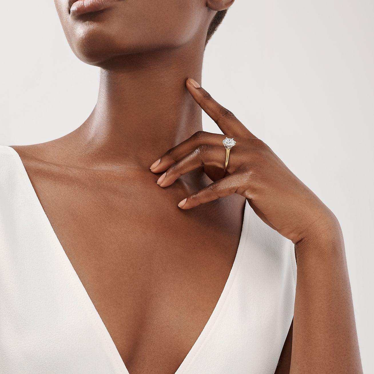 CZ Cubic Zirconia Moissanite 0.75 Carat Round Cut Engagement Ring Channel Setting 18K 14K GoldRose GoldWhite GoldPlatinumS925 Silver