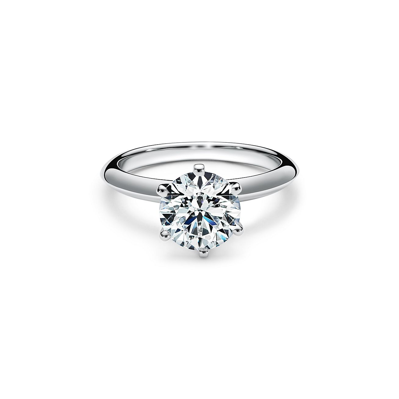 The Tiffany® Setting Engagement Ring in