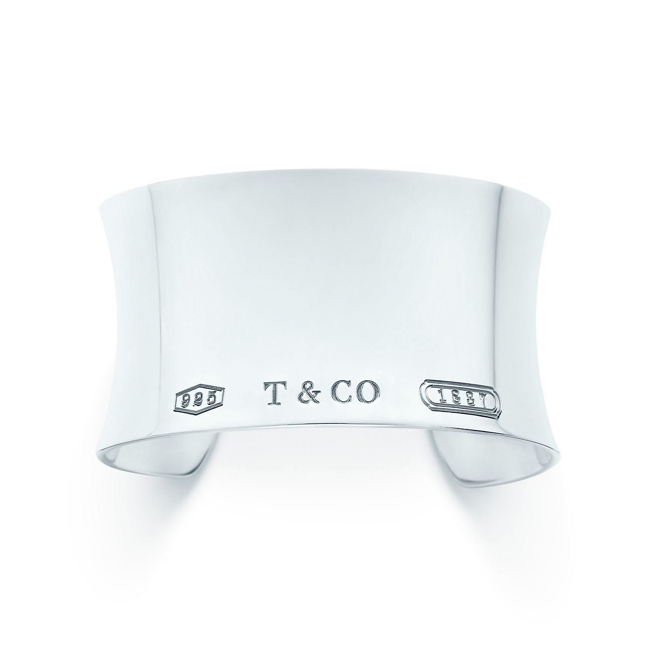 0973ca53e Tiffany 1837™ wide cuff in sterling silver, medium. | Tiffany & Co.
