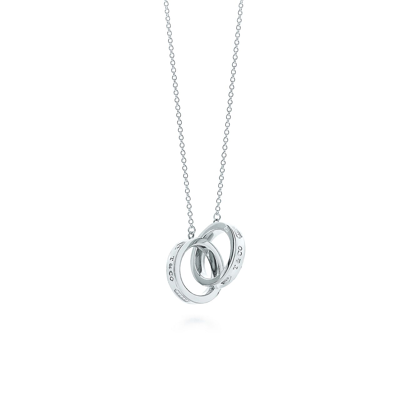 Tiffany 1837 interlocking circles pendant in sterling silver tiffany 1837 interlocking circles pendant in sterling silver tiffany co aloadofball Gallery
