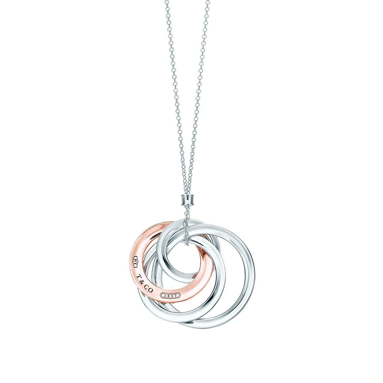 Tiffany 1837 interlocking circles pendant in rubedo metal medium tiffany 1837 interlocking circles pendant in rubedo metal medium tiffany co aloadofball Gallery