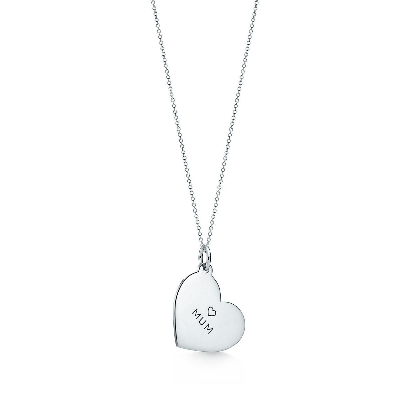Tiffany charms mum heart tag in sterling silver medium tiffany tiffany charmsmum heart tag aloadofball Image collections