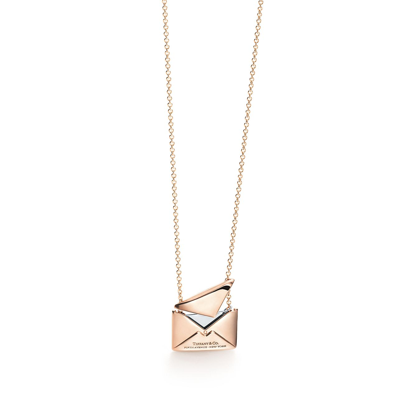Amazing tiffany necklace initial pendant amazing tiffany necklace initial pendant tiffany charms sweet nothings love letter pendant in 18k rose gold aloadofball Gallery