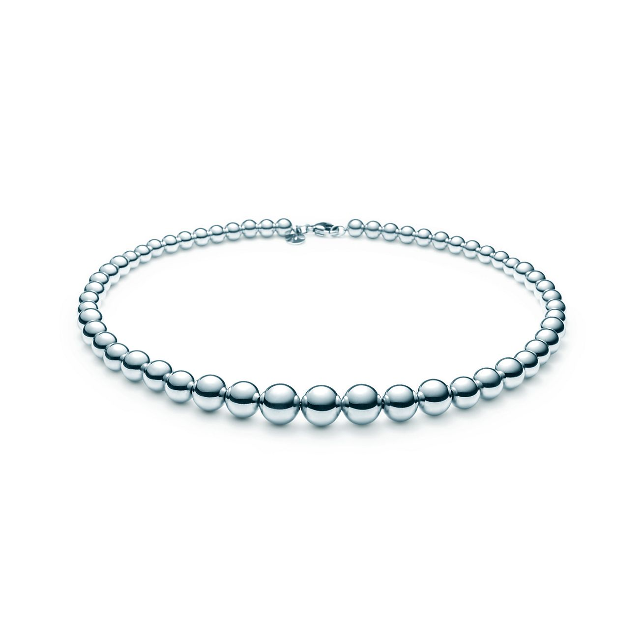 Tiffany City HardWear ball necklace in sterling silver Tiffany & Co. Tf9MUzWLT