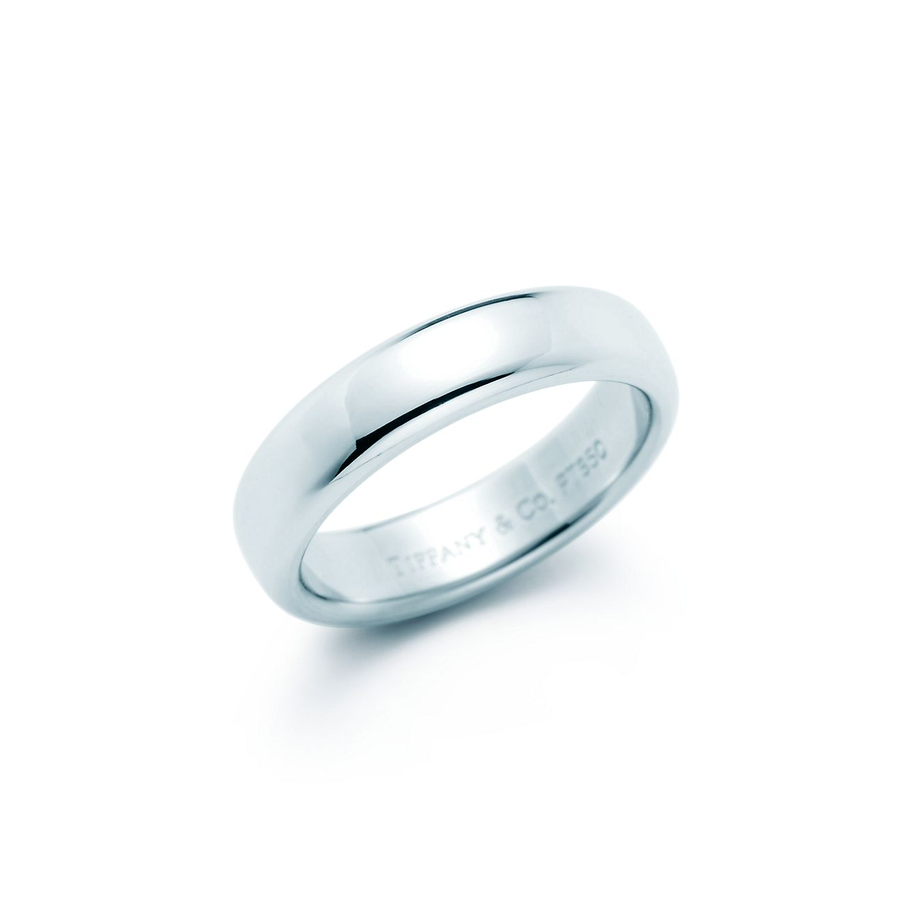 tiffany classicwedding band ring_alternative view 1 - Classic Wedding Rings