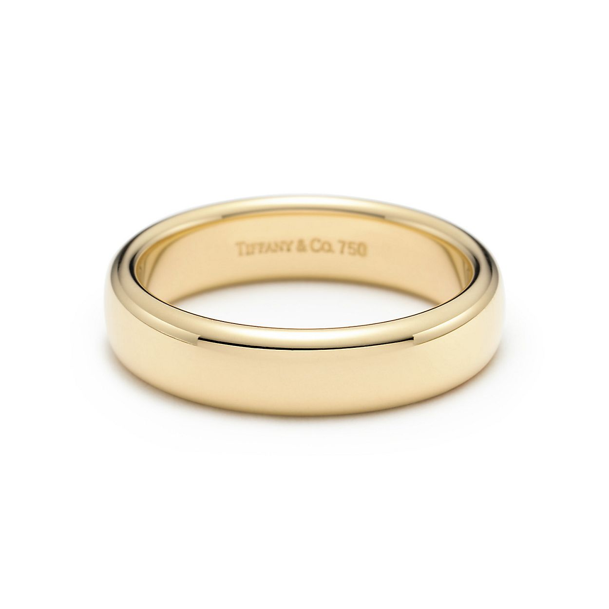It is just a photo of Tiffany Classic™ Wedding Band Ring