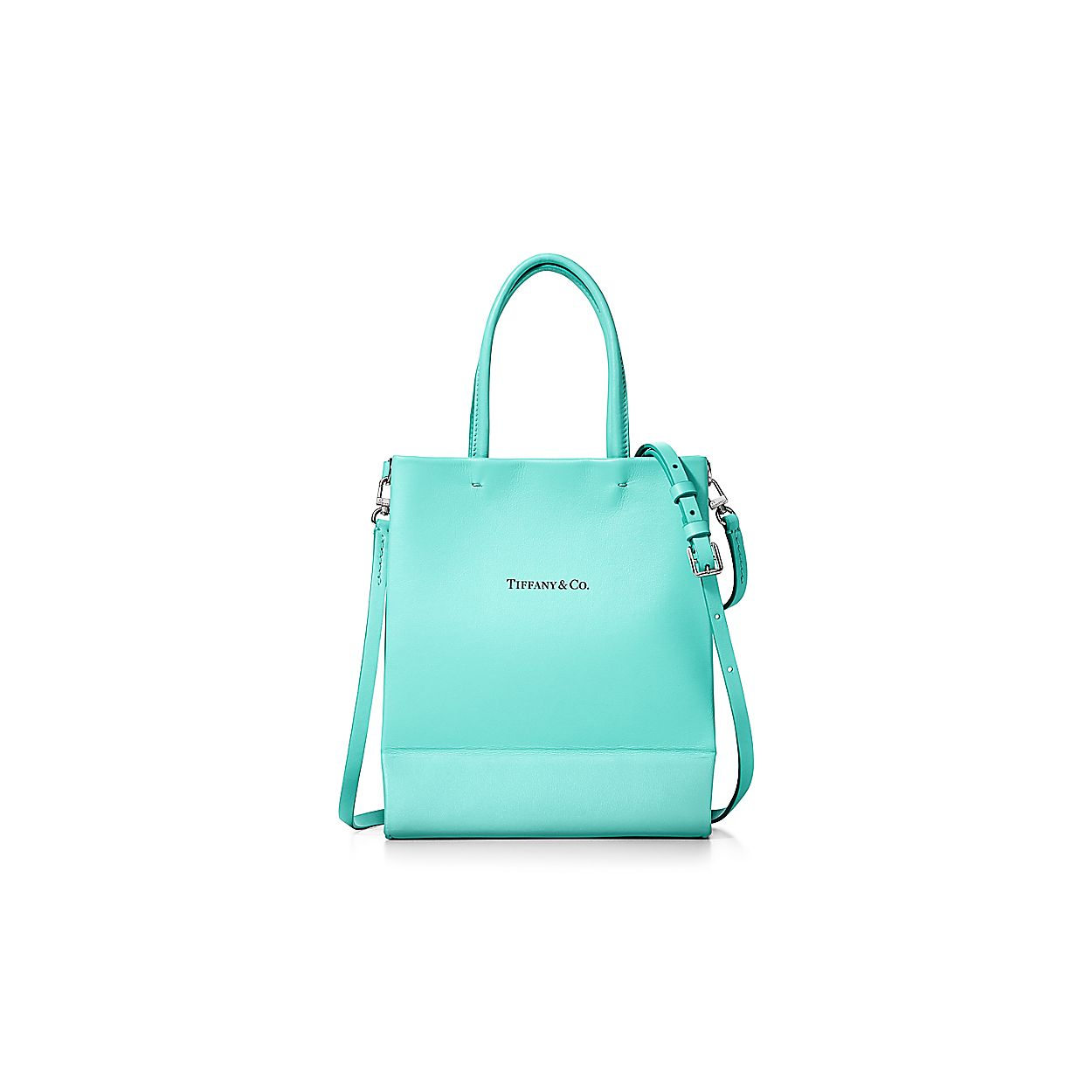 Tiffany Co Small Ping Tote In