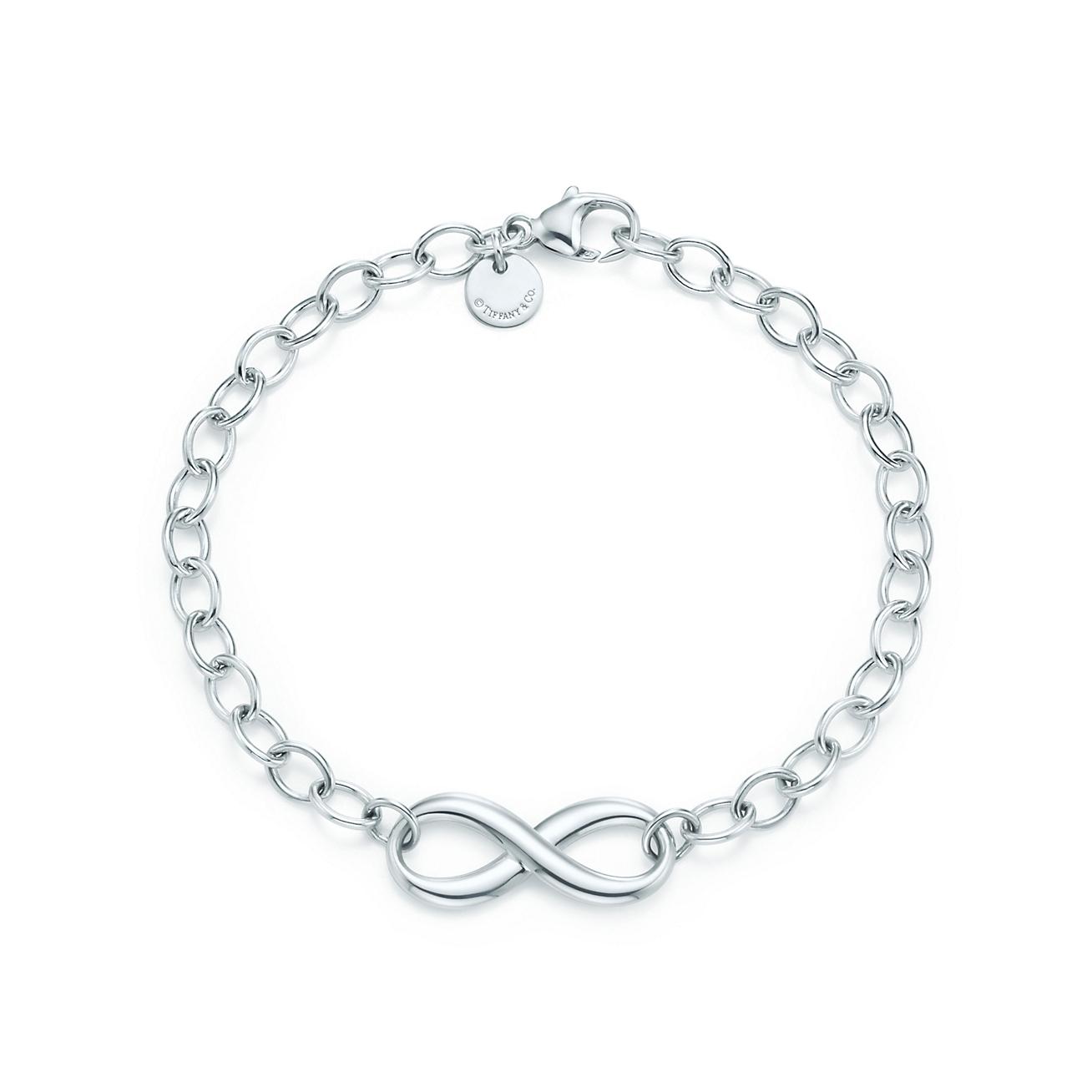 delete_large Tiffany Infinity:Bracelet ...