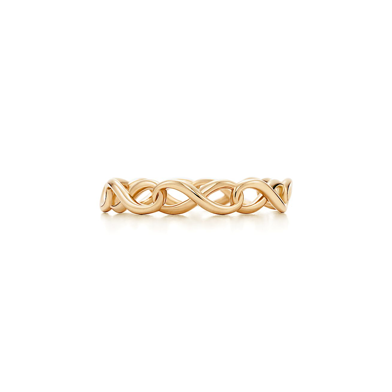 stylish gold by lilyandroo double silver roo com rings or ring lily product band notonthehighstreet original