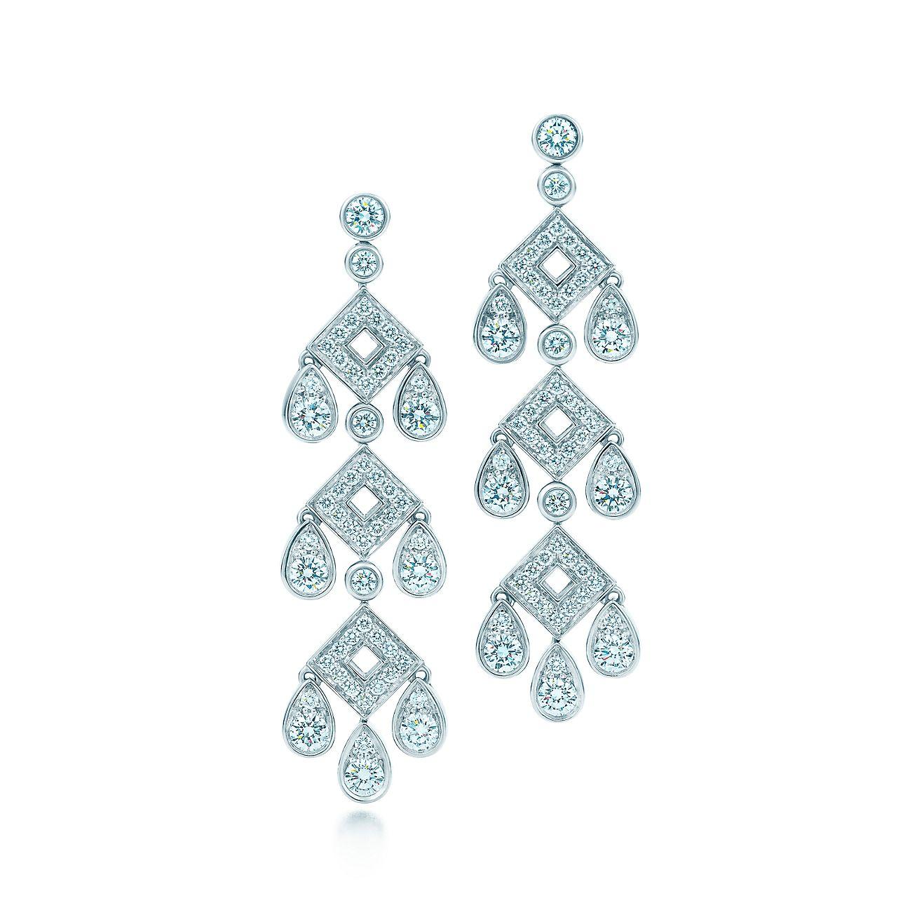 Tiffany Jazz Paa Earrings