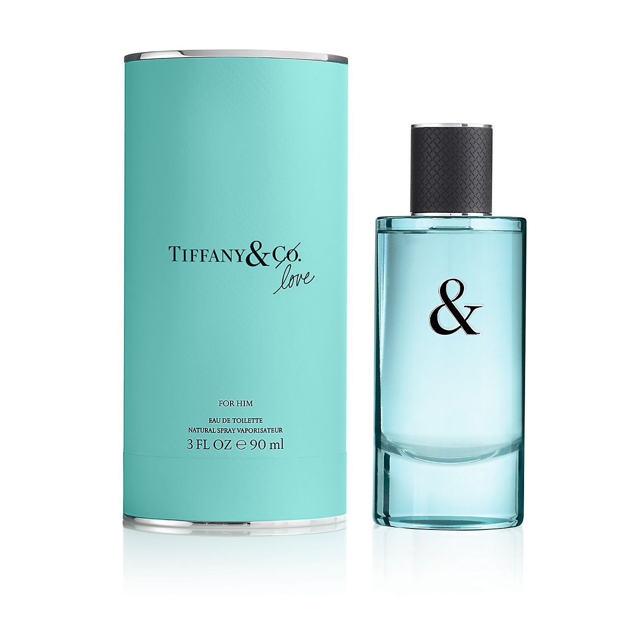 Tiffany Love Eau De Toilette For Him 3 0 Ounces Tiffany Co