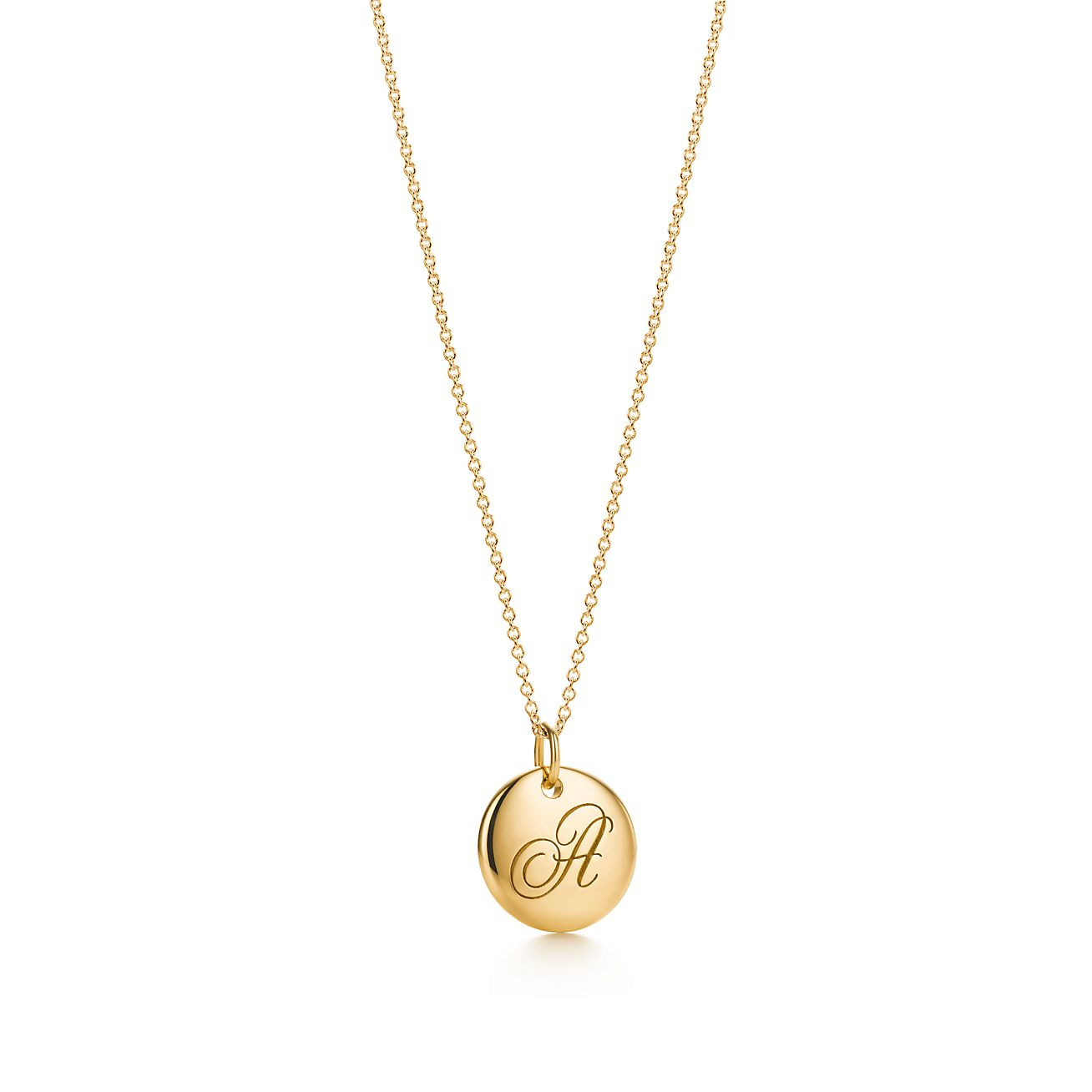 Tiffany notes alphabet disc charm in 18k gold small letters a z tiffany notes alphabet disc charm in 18k gold small letters a z available tiffany co aloadofball Images