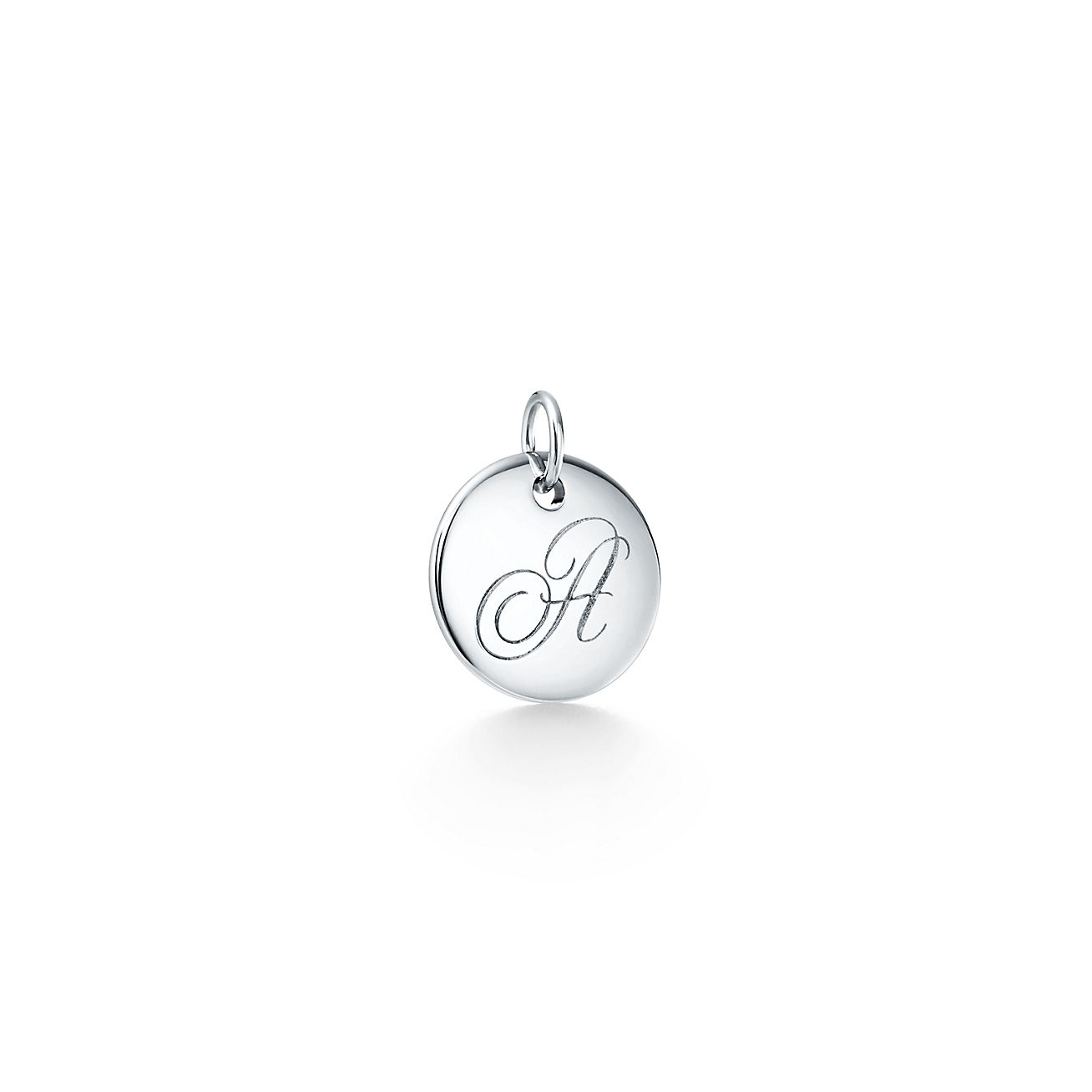 Letter H Charm Initial Charm Custom Silver Letter Handmade Charm Charm for Necklace or Bracelet Mother/'s Day
