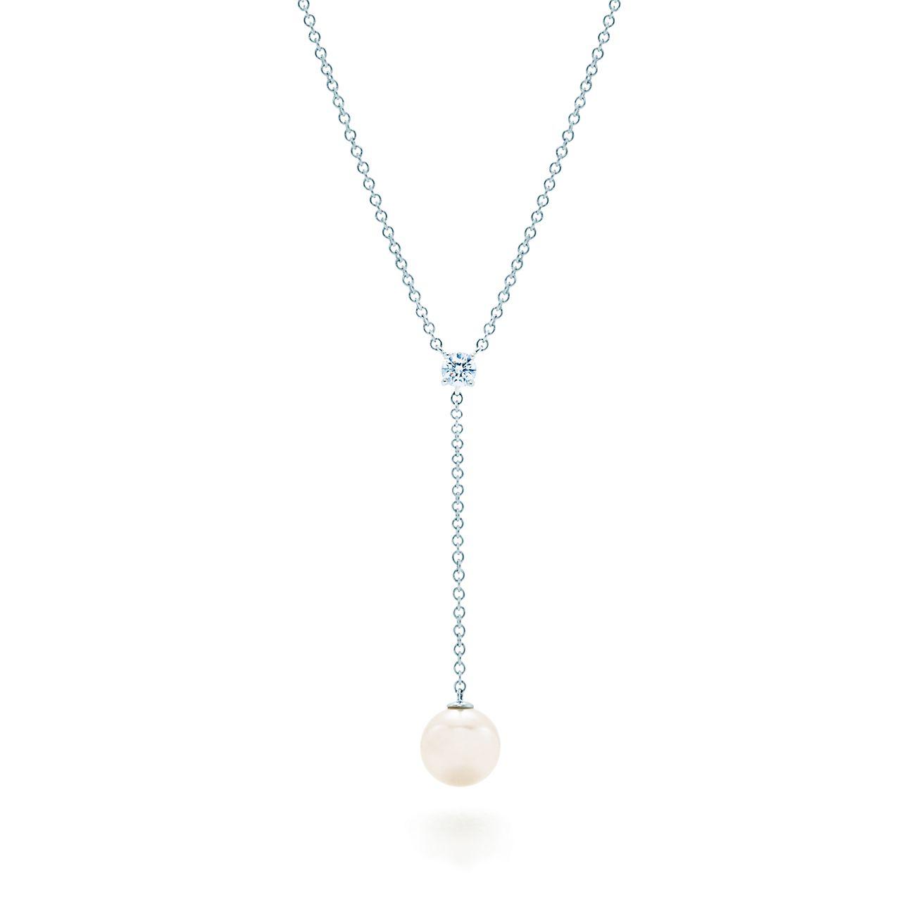 Tiffany Signature® Pearls Tropfenanhänger