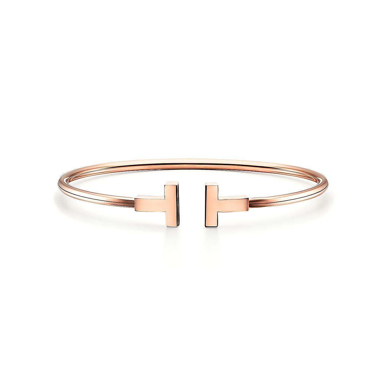 Tiffany Wire Bracelet