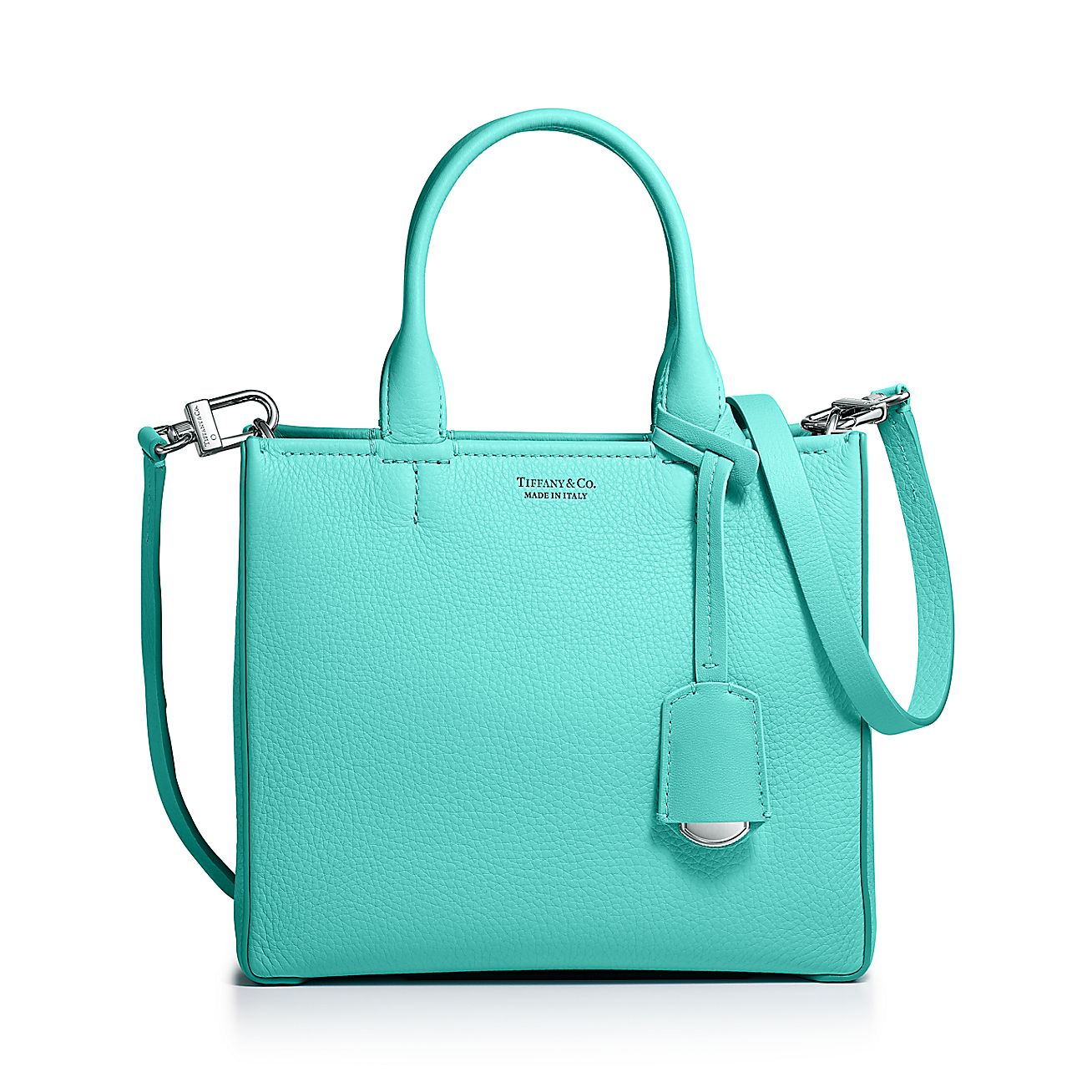 Women S Micro Tote In Tiffany Blue