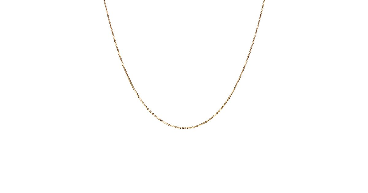 necklace ls by romy lili en platted gold shopping