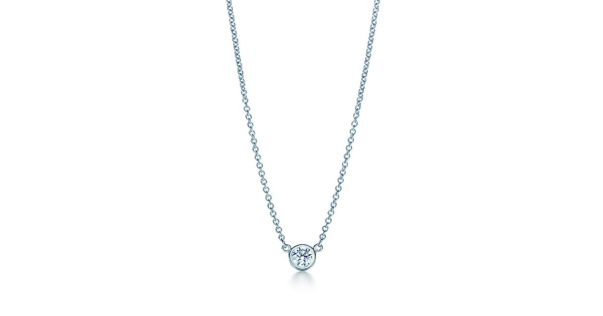 Elsa perettibrdiamonds by the yard pendant in platinum elsa perettibrdiamonds by the yard pendant in platinum tiffany co aloadofball Gallery