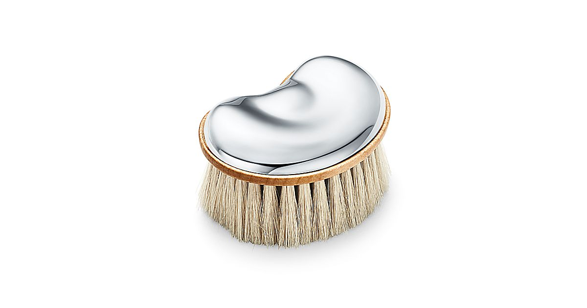 Elsa Peretti 174 Bean Design 174 Baby Brush In Sterling Silver