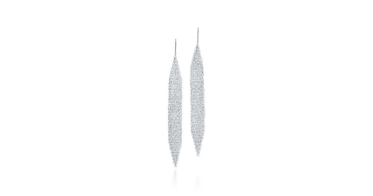 Mesh Earrings by Elsa Peretti®