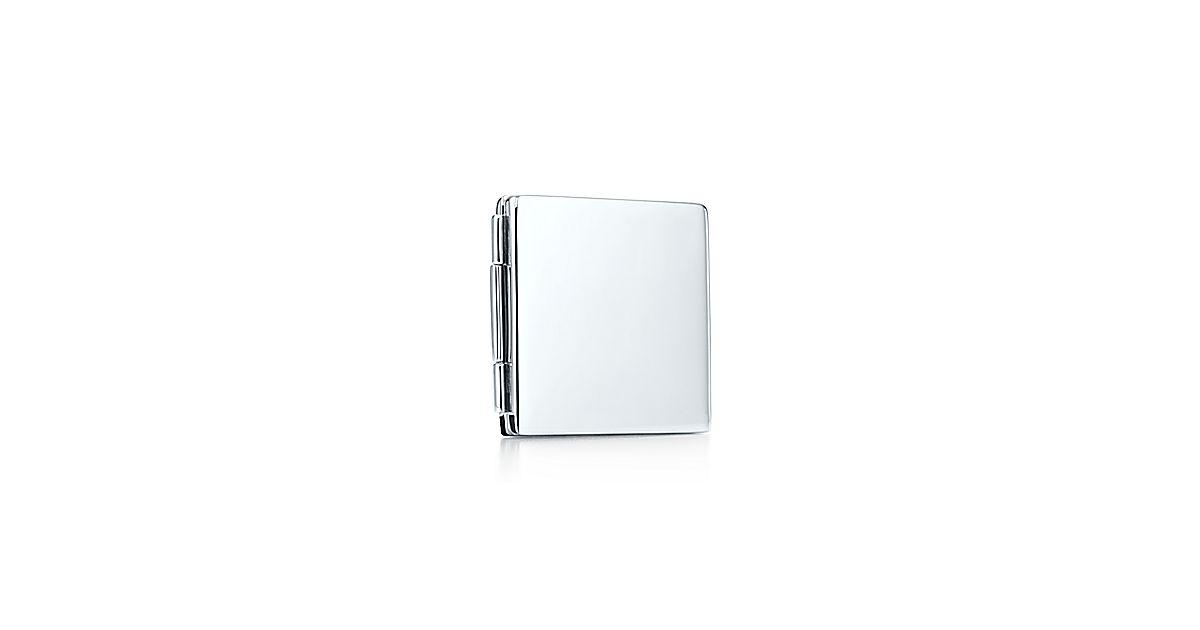 Elsa Peretti® Reisebilderrahmen aus Sterlingsilber. | Tiffany & Co.