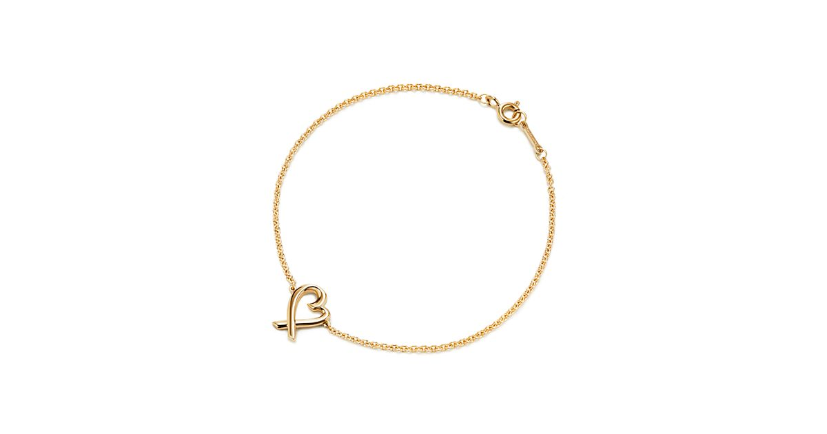Loving Heart Bracelet by Paloma Picasso®