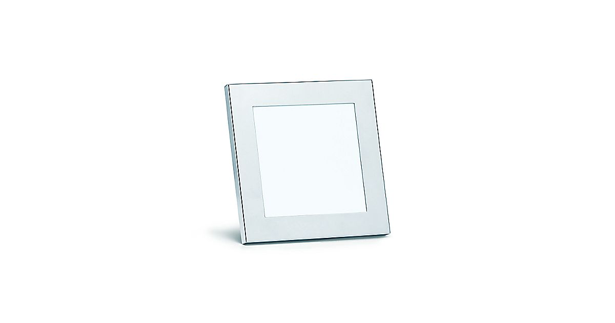 Square frame in sterling silver. | Tiffany & Co.