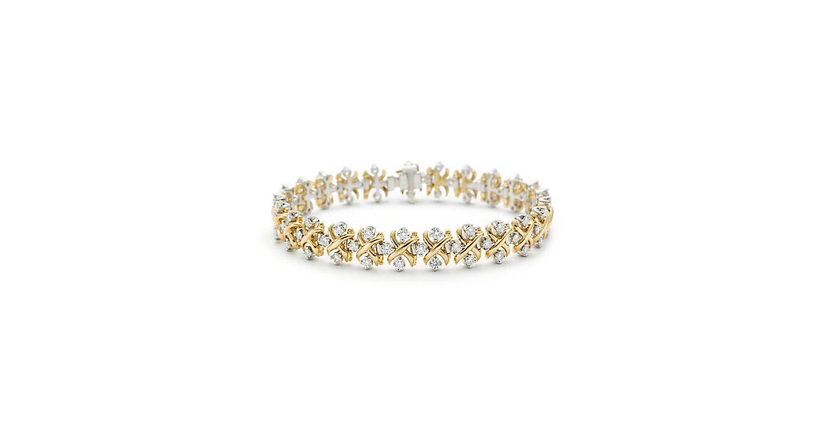 db98fa649 Schlumberger bracelet in gold with diamonds tiffany jpg 1200x630 Schlumberger  lynn
