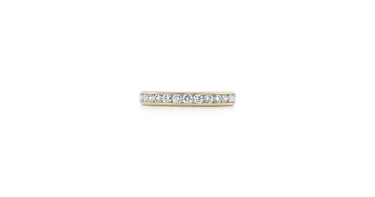 Tiffany® Diamond Wedding Band by