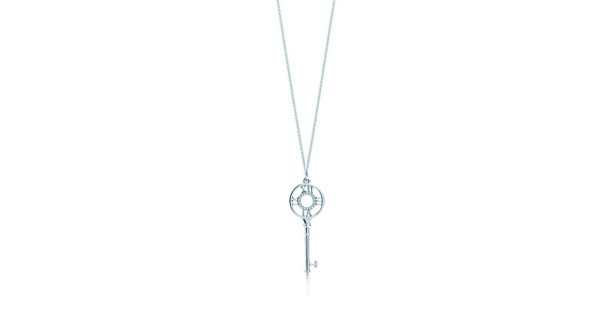 Atlas® Key Pendant by Tiffany Keys