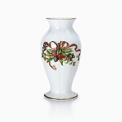Porcelain Vases Tiffany Co