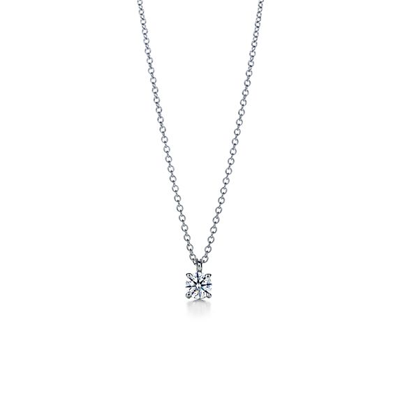 necklace necklaces gifts platinum princess solitaire uk cut diamond jewellery p costco apparel
