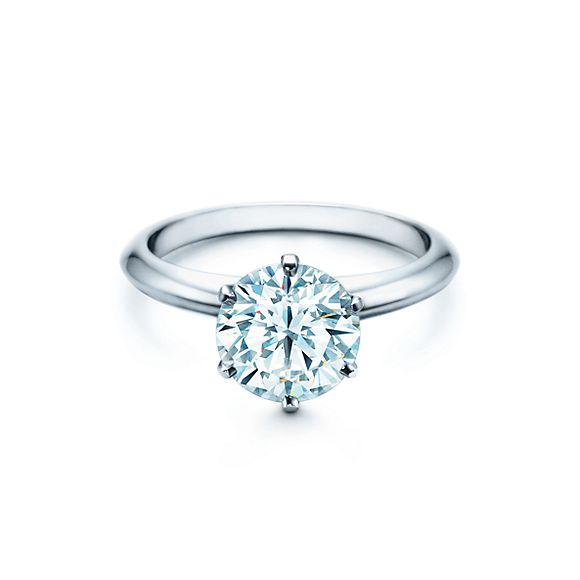 Browse Engagement Ring Collection Tiffany Co