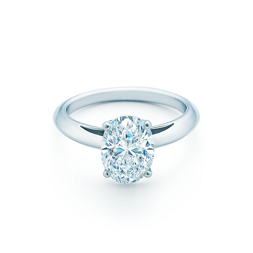 tiffany engagement soleste co rings oval