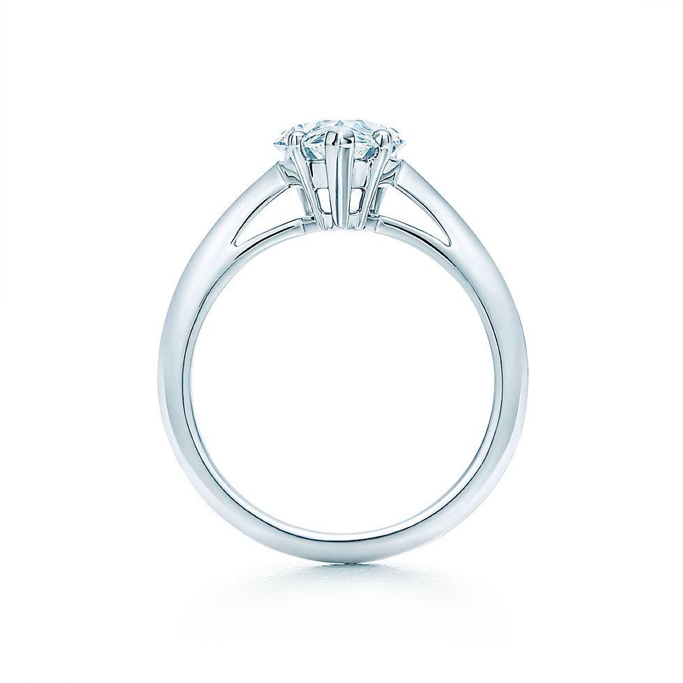 Pear Shape Verlobungsringe Tiffany Co