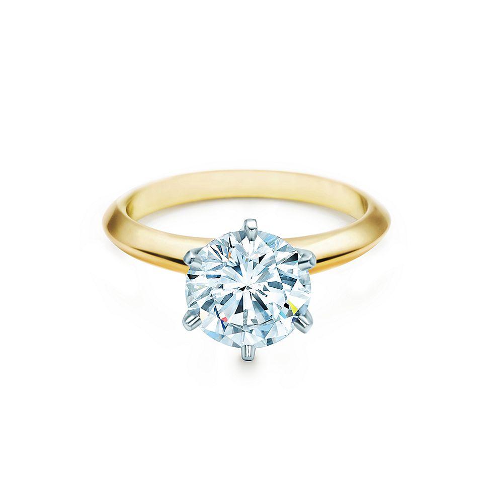 Tiffany Setting Platinum Engagement Rings Tiffany Co