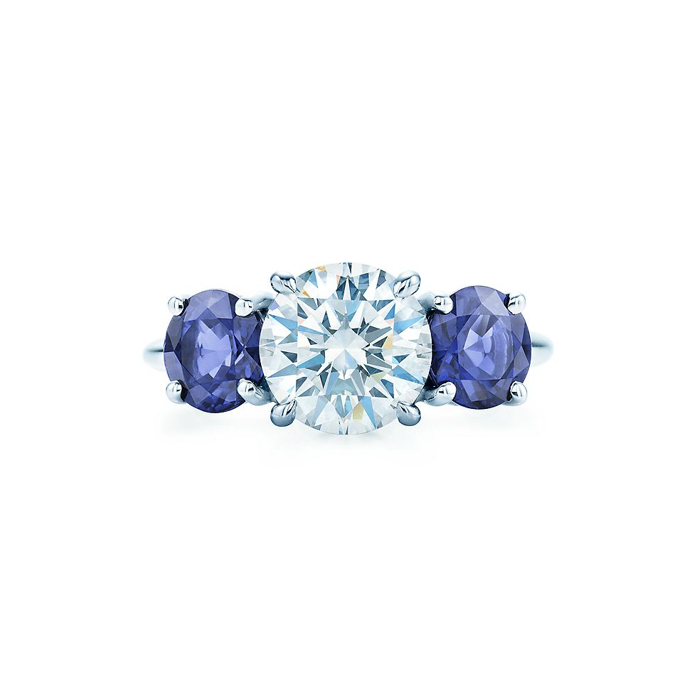 rings sapphire ring gold fullxfull two jewellery blue products an engagement sunflower il tone