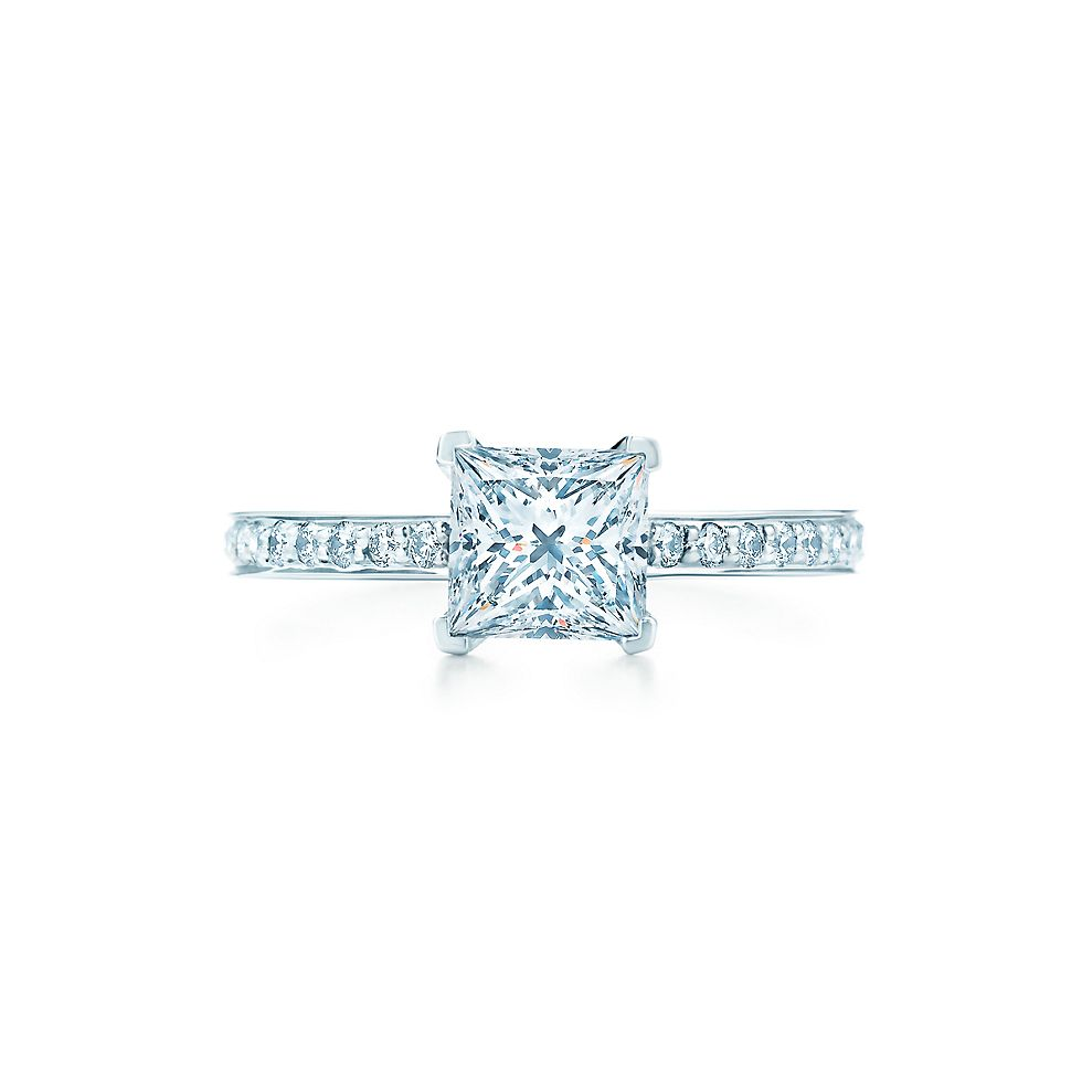 Tiffany Grace Engagement Rings Tiffany Co