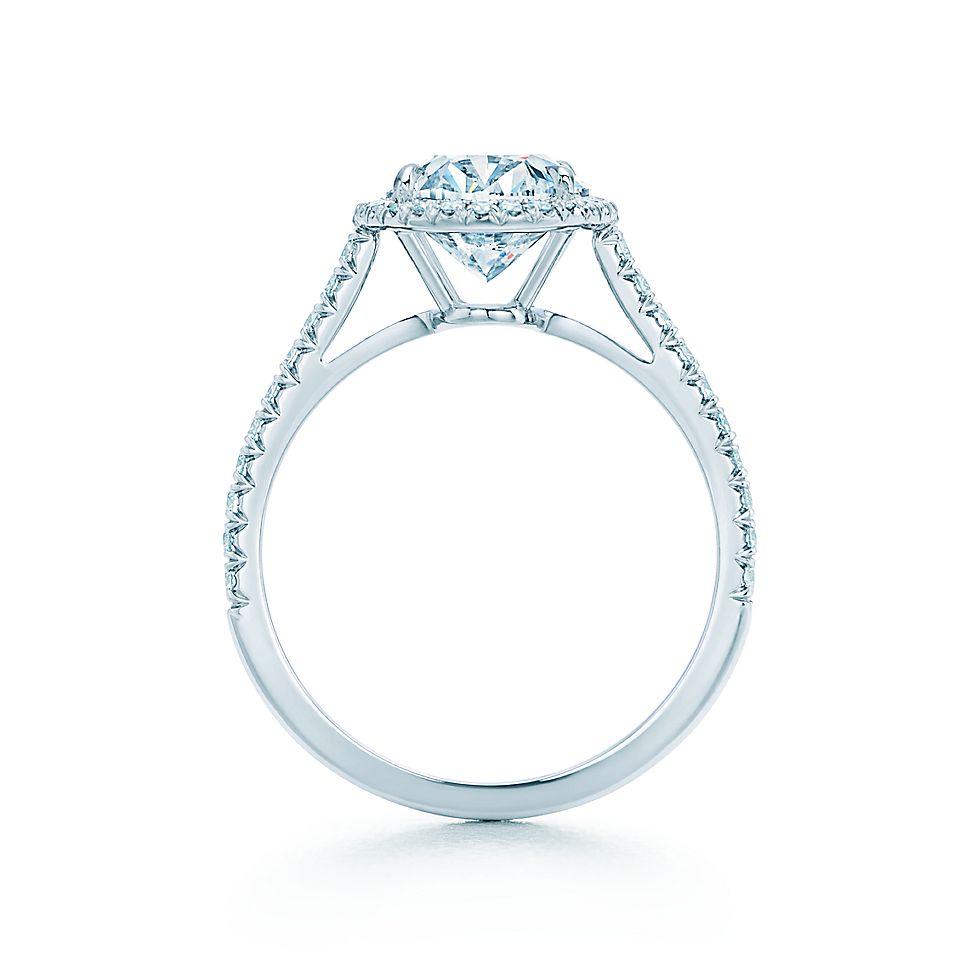 Tiffanys Verlobungsring | Tiffany Soleste Im Ovalschliff Verlobungsringe Tiffany Co