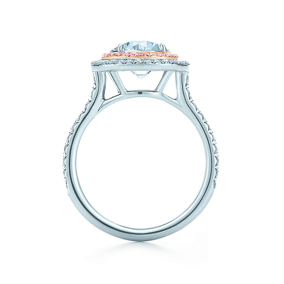 Tiffany Soleste Round Verlobungsringe Tiffany Co