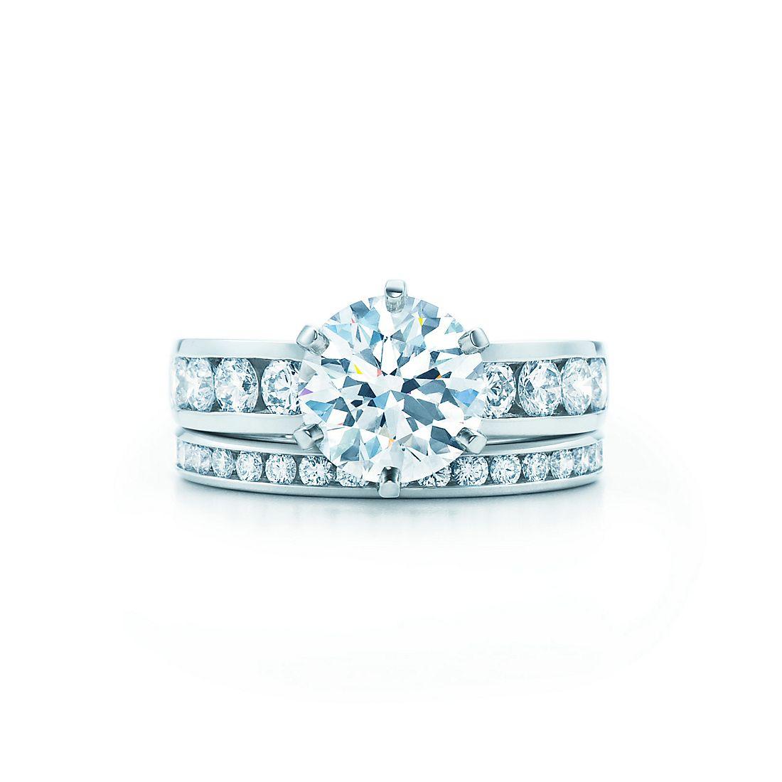 Diamond Engagement Rings The Tiffany Setting Engagement Rings