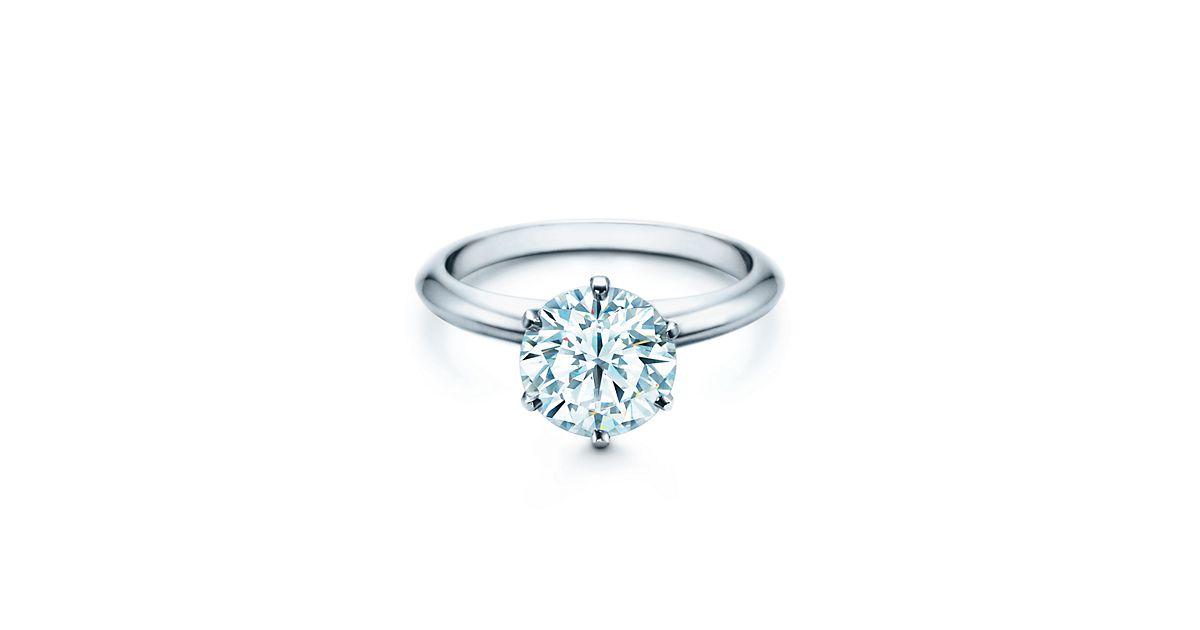 The Tiffany® Setting Engagement Rings | Tiffany & Co.