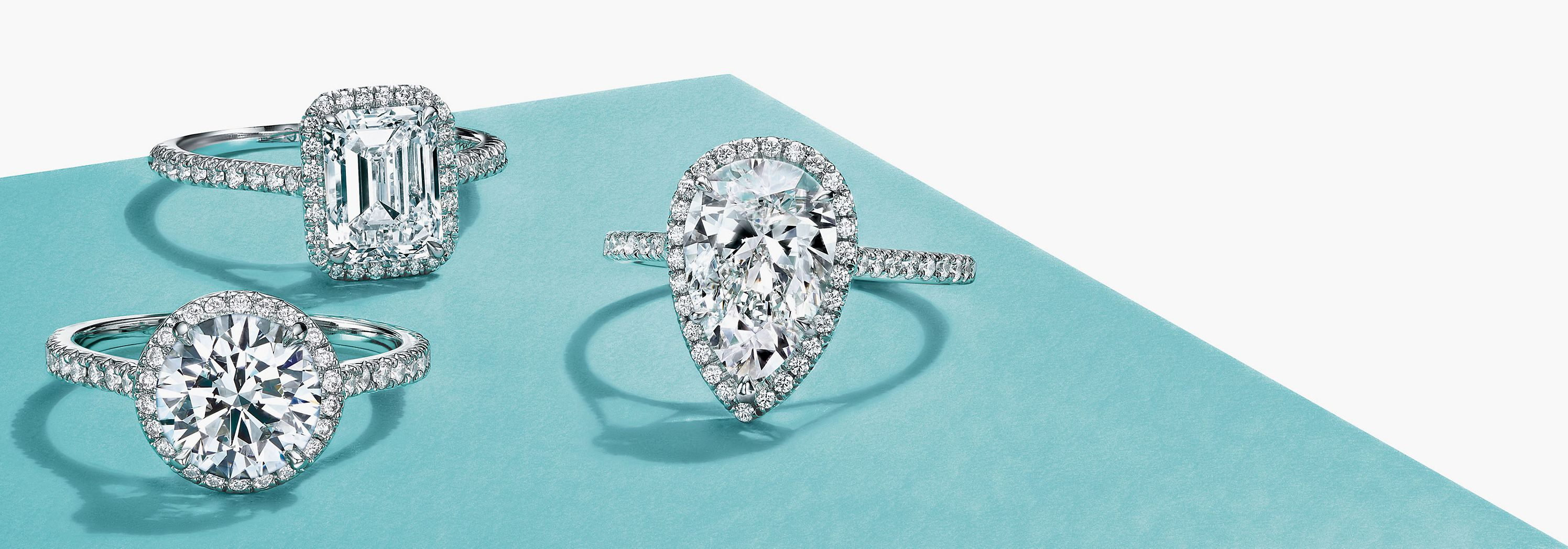 Engagement Ring Diamond Shapes