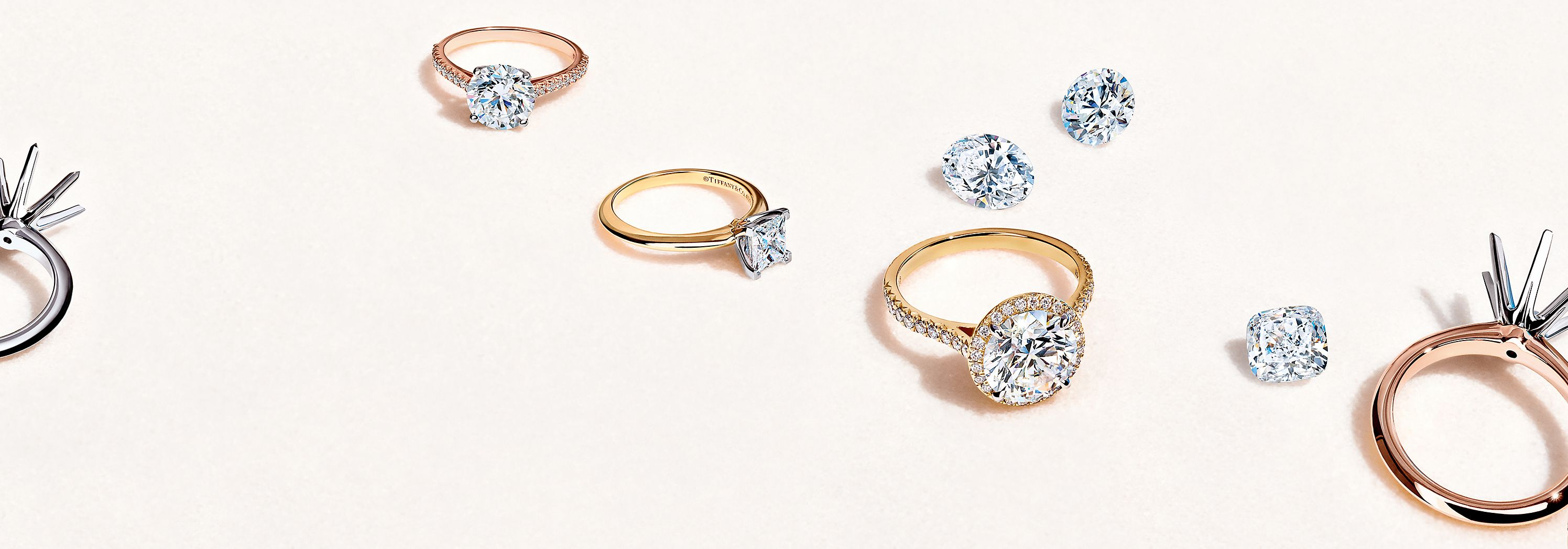 Learn About Engagement Ring Styles & Settings